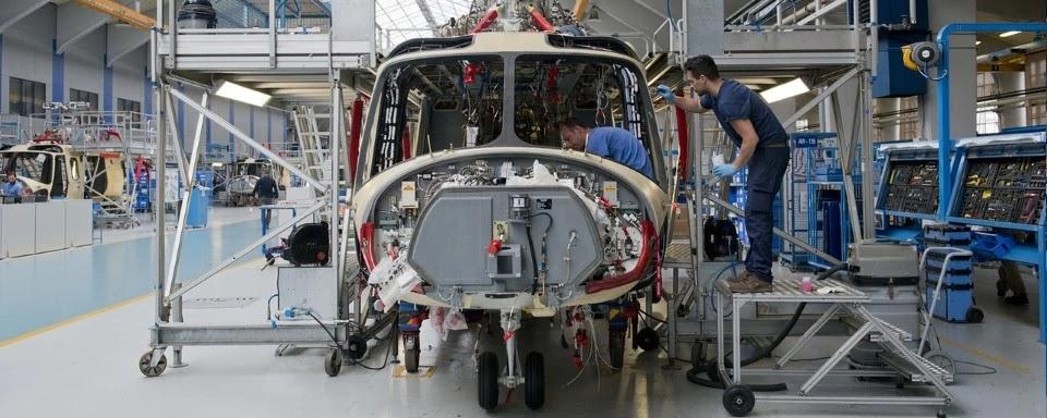 Мотор Січ завершує створення повного циклу виробництва гелікоптерів