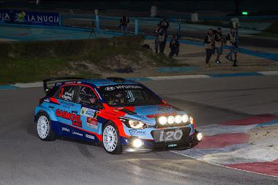 Pernía y Ares se juegan el subcampeonato en el Rally de Madrid.