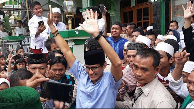 Sandiaga Soal Buni Yani: Hukum Jangan Cuma Tajam ke Oposisi