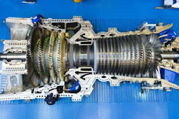 Klasifikasi Turbin Gas - DUNIA PEMBANGKIT LISTRIK