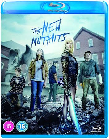 The New Mutants [2020] [BD25] [Latino]