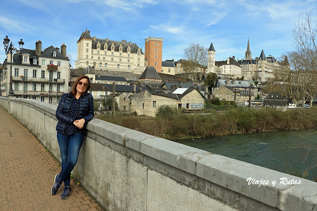Río Gave de Pau, Francia