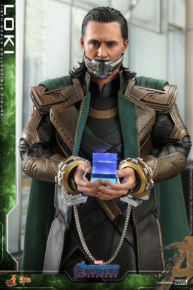 Loki Collectible Figure MMS579