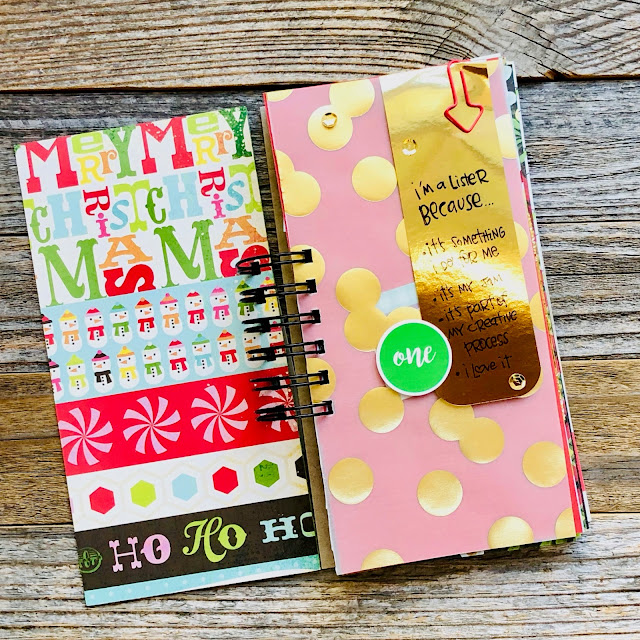 #30 Days Of Lists #30lists #lists #junk journaling #junk journal #creative #journaling #list challenge