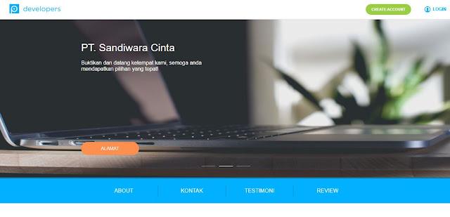 Cara Membuat Web Profil Perusahaan dengan HTML dan CSS