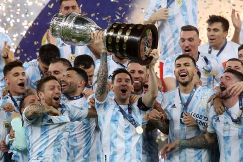 Argentina campeón después de 28 años
