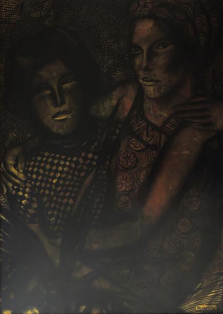 Farnese de Andrade Neto pintura contemporánea figura brasil