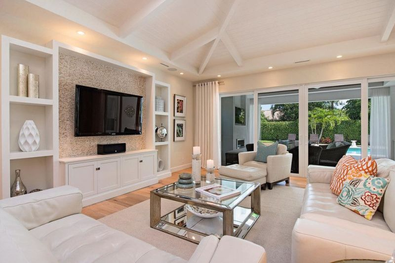 10 Living Room Design With Tv Dream House