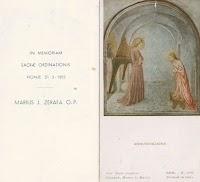 The Ordination Card: In Memoriam Sacrae Ordinationis