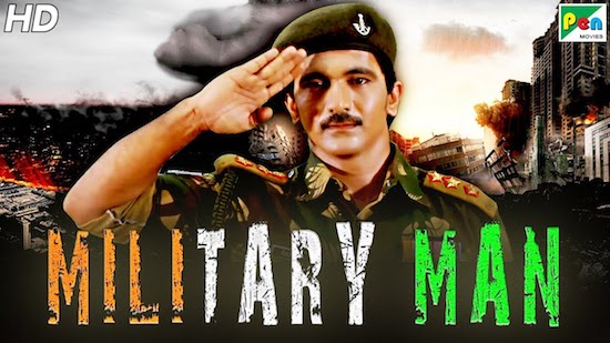 Military Man (Muthina Hani) 2019 Hindi Dubbed 720p HDRip 850mb