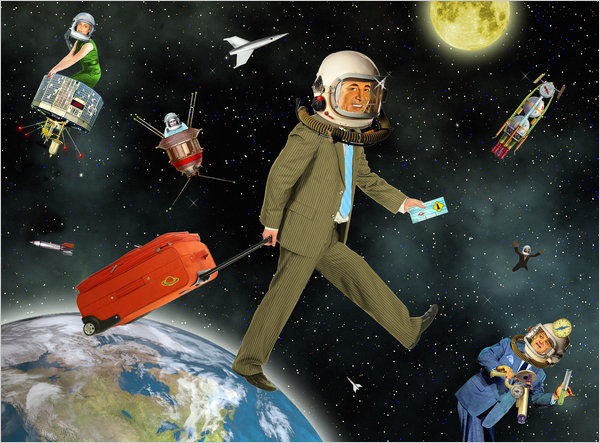 Space Tourism - Definition and History of Space Tourism