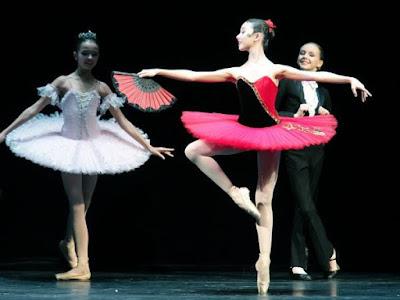 Секреты балерины