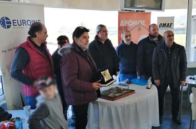 Την Πρωτοχρονιάτικη πίτα της έκοψε η Α.Λ.Μ.Α 4Χ4 Ναυπλίου