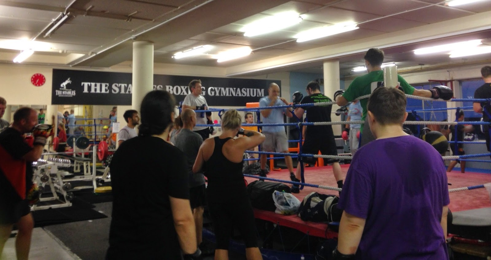 Stables Boxing Gym Brighton