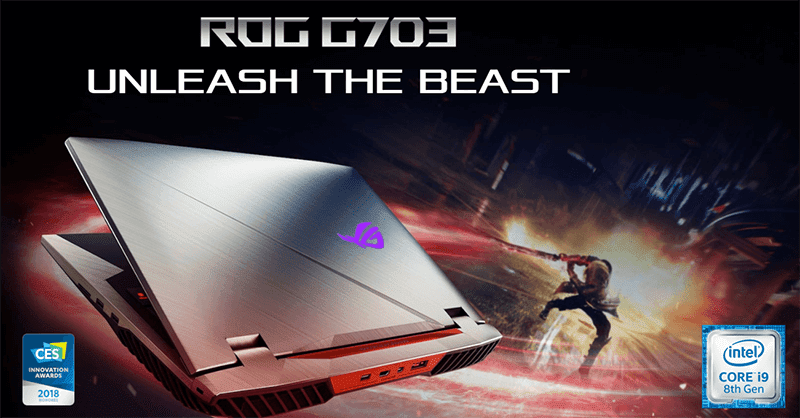 ASUS ROG Chimera G703 gaming laptop now available in PH