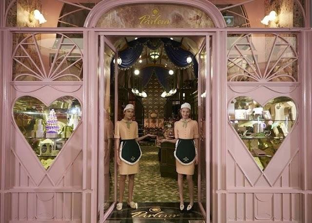 """Virtual living"" at 5 ecstatic beautiful cafes in Bangkok"