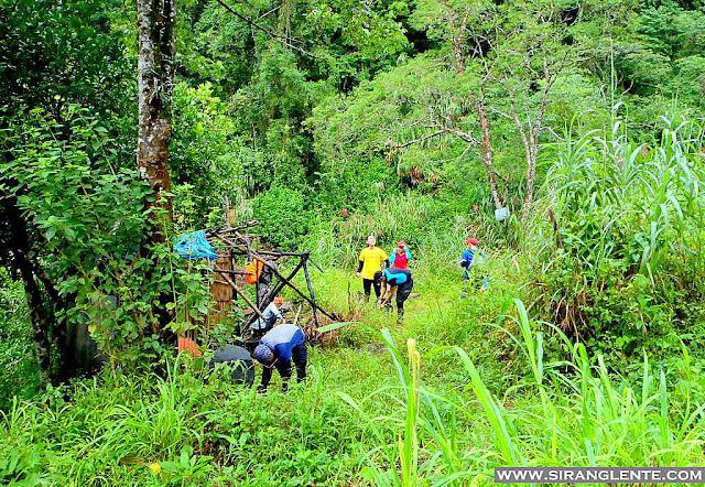 Mt. Banahaw permit