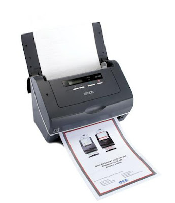 Epson WorkForce Pro GT-S50 Scanner Driver Download