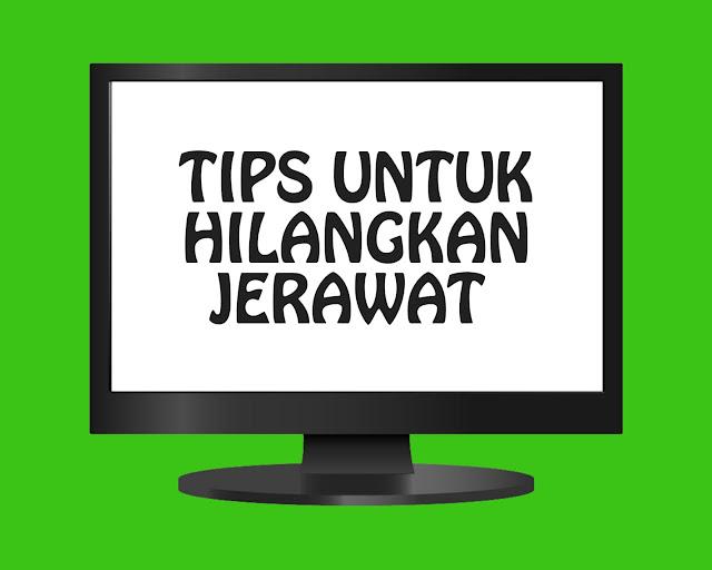 5 Tips untuk Menghilangkan Jerawat !