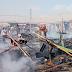 Incendio destruye 60 viviendas en asentamiento humano en Nuevo Chimbote
