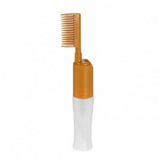 Расческа-дозатор для окрашивания волос, 80 мл