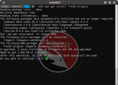 sudo apt-get install frei0r-plugins