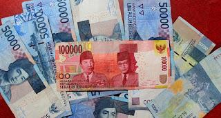 Foto Uang Rupiah Indonesia