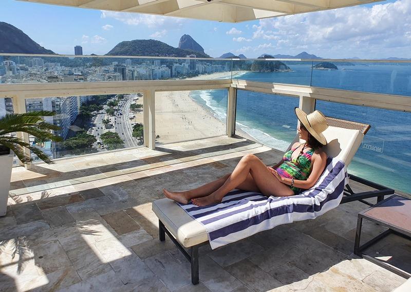 Hotel em Copacabana 5 estrelas