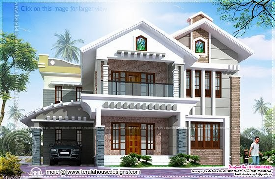 Kasaragod house design