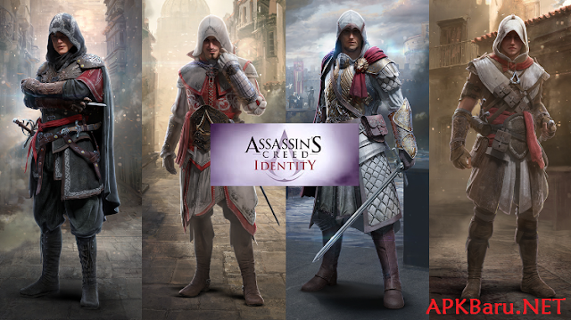 Assassin's Creed Identity v2.5.1 Apk Terbaru