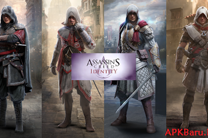 Assassin's Creed Identity v2.5.4 Apk Original & MOD Terbaru