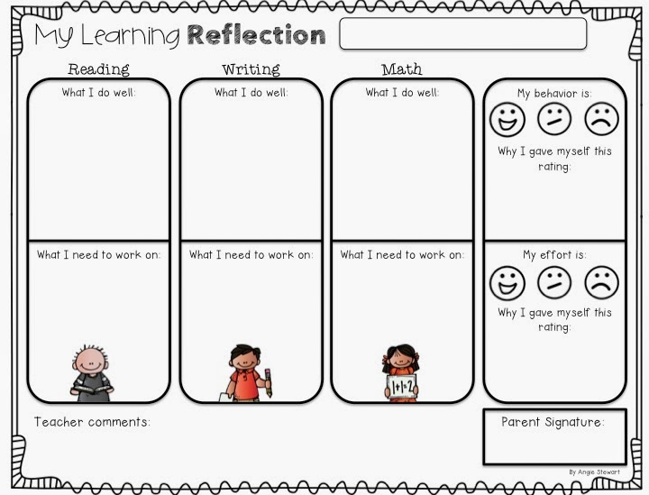 Teaching Blog Round Up: Encouraging Student Self-Reflection    With