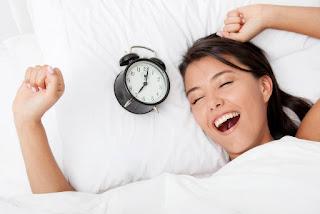 Tips Atasi Bangun Tidur Cepat
