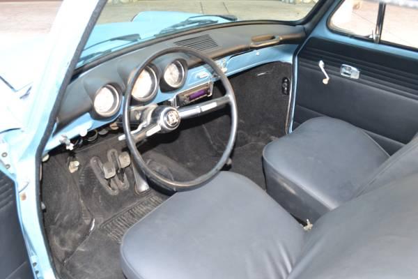 up for sale 1966 vw squareback