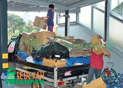 Bank Sampah Melati Bersih.