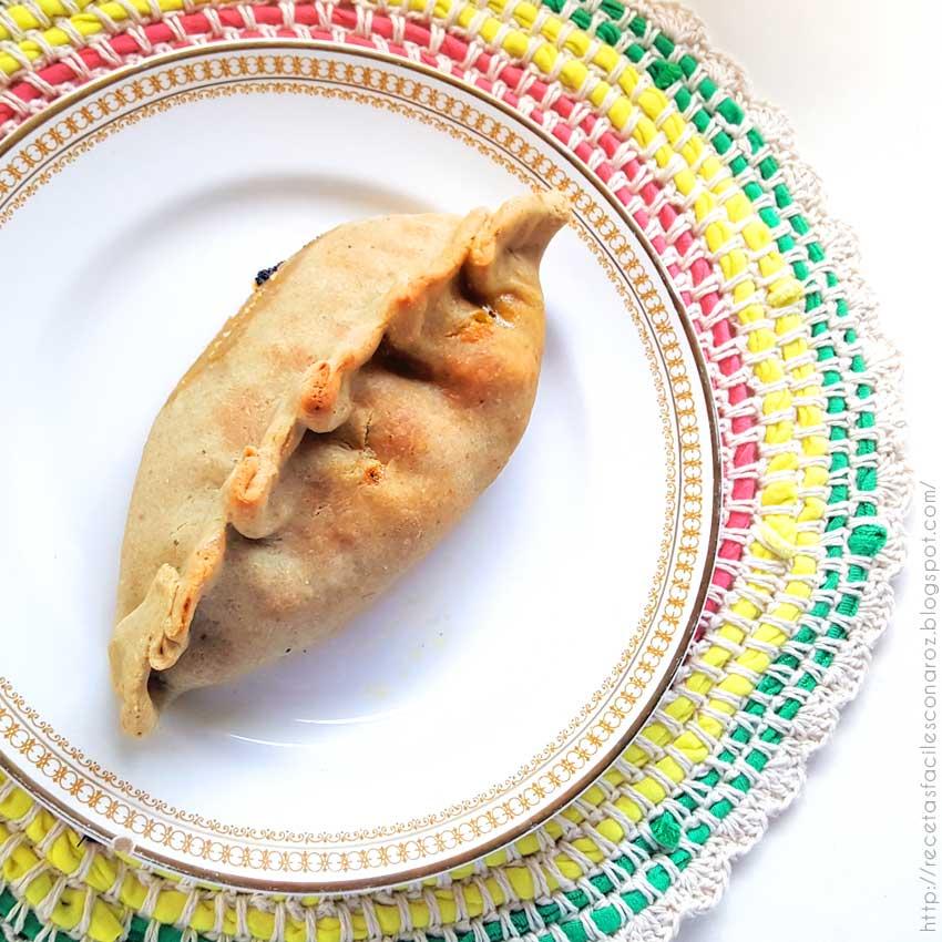 empanadas sin gluten