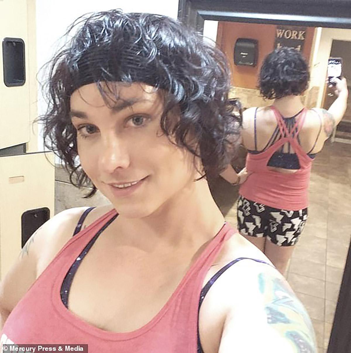 Allie Rose Keeler Transformation