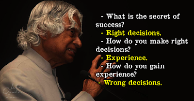 Abdul Kalam Best Quotes