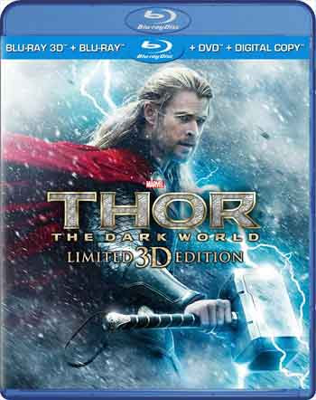 Thor: The Dark World 2013 480p 300MB BRRip Dual Audio