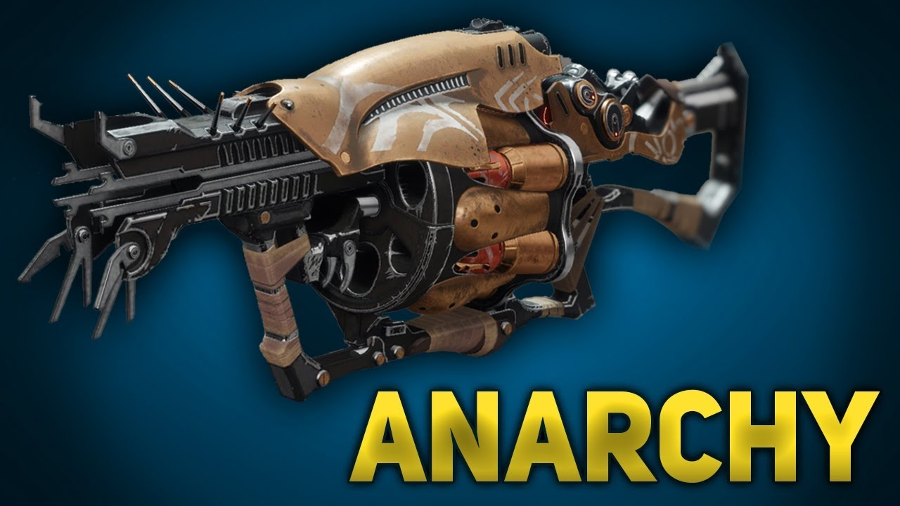 DESTINY 2: GUIDE ON HOW TO GET SOLO ANARCHY