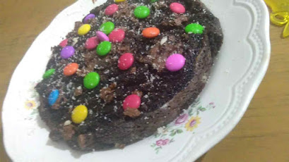 Simple Oreo Cake Recipe