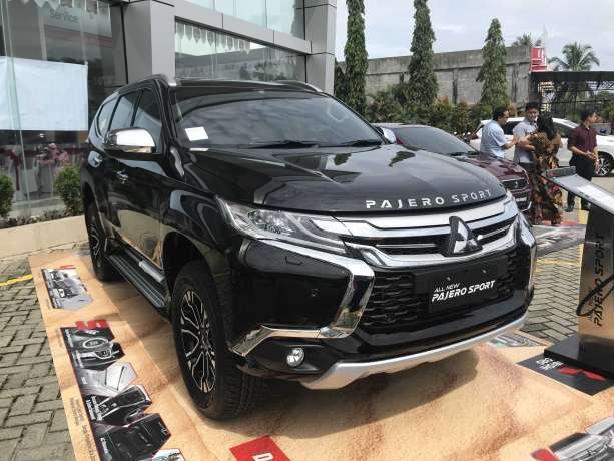 harga mobil pajero sport - dakar - dakar ultimate - dakar rockford limited edition - exceed - glx - 2019