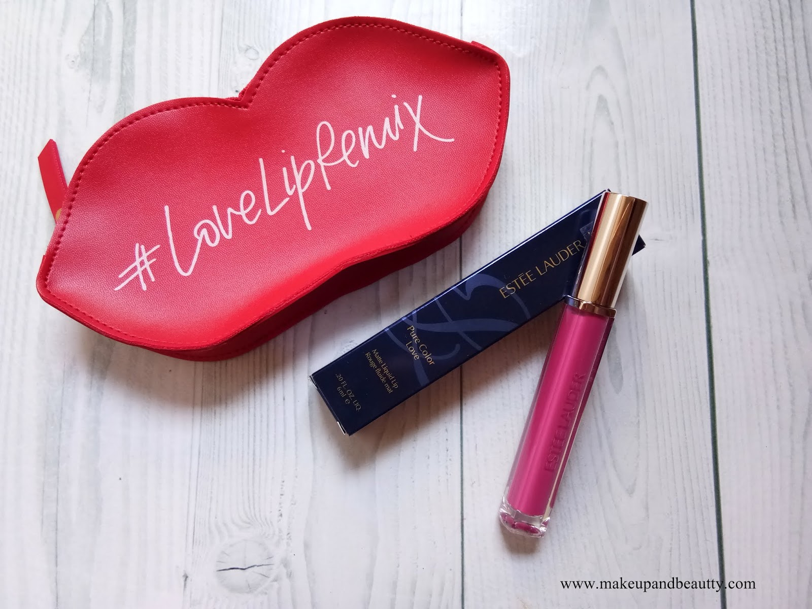 Estee Lauder Pure Color Love Matte Liquid Lipstick