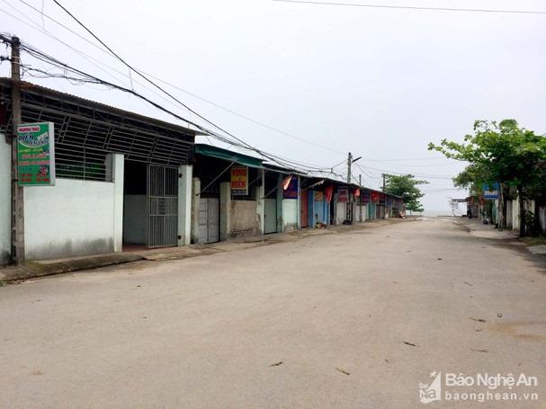 Ổ mại dâm ở bãi biển Diễn Thành - Diễn Châu - Nghệ An bị xóa sổ