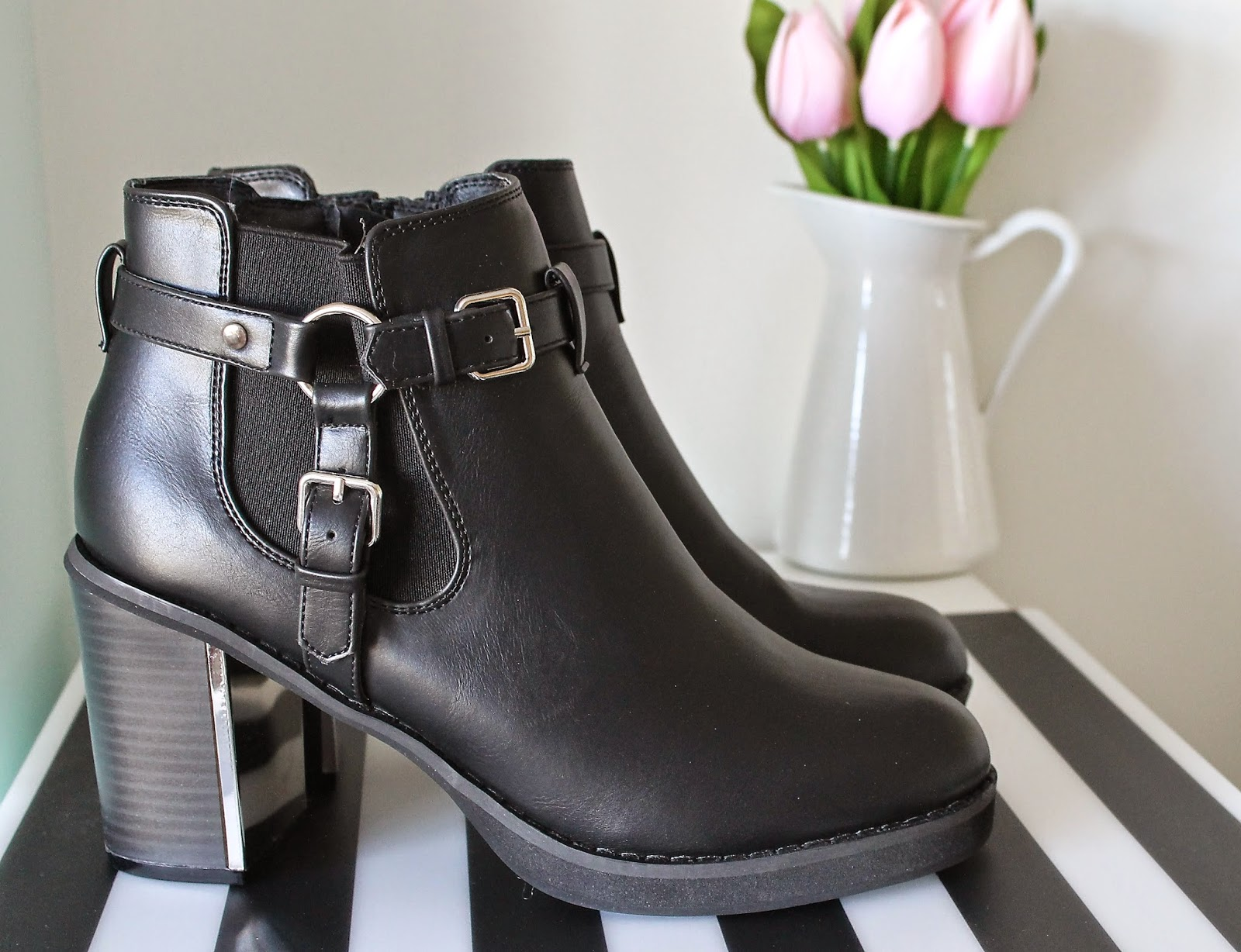 "A Dupe Of The ""Topshop Mine Boots"""