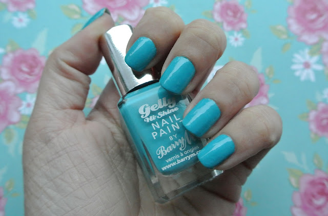 barry m gelly paint