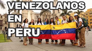 Emigrar desde Venezuela a Perú