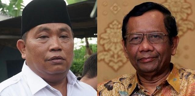 Arief Poyuono: Kok Mahfud MD Jadi Kompor Meleduk