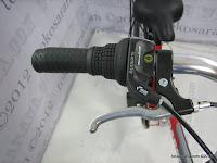 Sepeda Lipat Darson DS2106 6 Speed Shimano 20 Inci