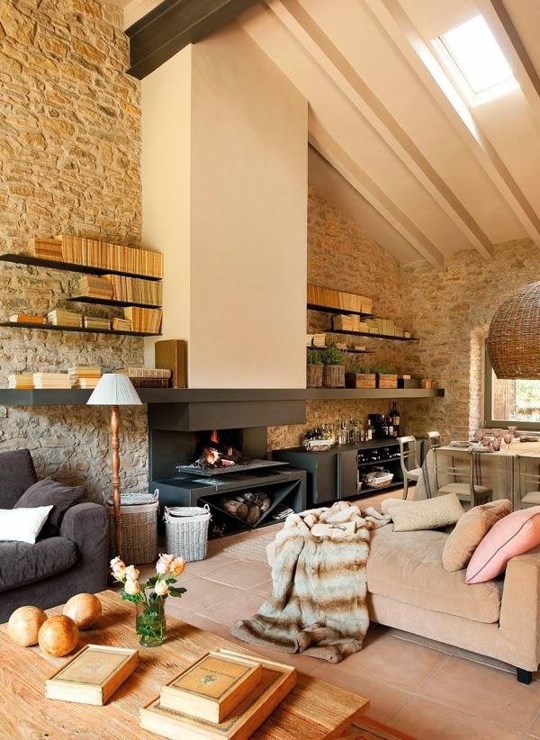 Przytulne mieszkanie w dawnej stajni, wystrój wnętrz, wnętrza, urządzanie domu, dekoracje wnętrz, aranżacja wnętrz, inspiracje wnętrz,interior design , dom i wnętrze, aranżacja mieszkania, modne wnętrza, styl rustykalny, styl klasyczny, stare domy, salon